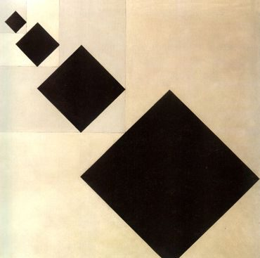 Arithmtic Composition, Theo van Doesburg (1930)